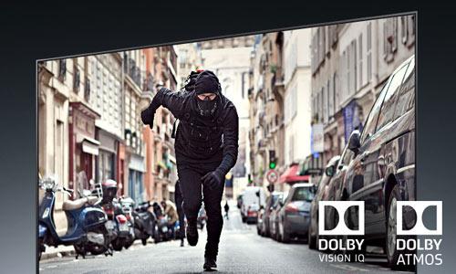 DOLBY در تلویزیون ال جی OLED C9